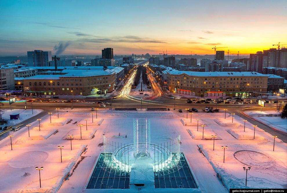 Приглашение на выставку в Новосибирск