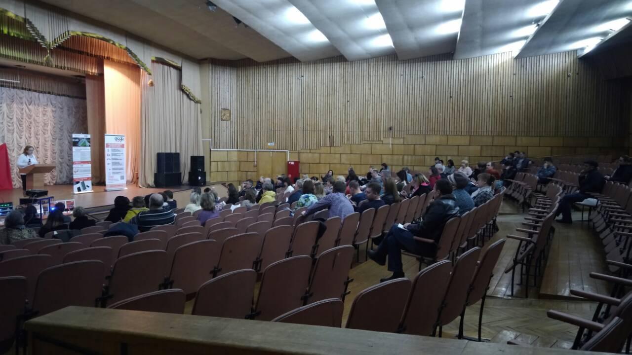 Компания АСФ провела семинар в Братске